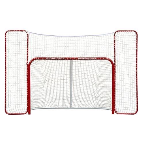 """WINNWELL Streethockeytor 72"""" + Backstop 72"""""""
