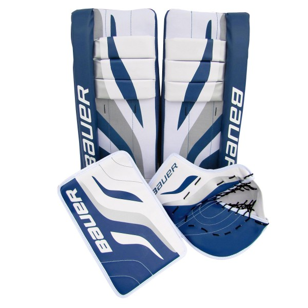 Streethockey Torwart Set Intermediate